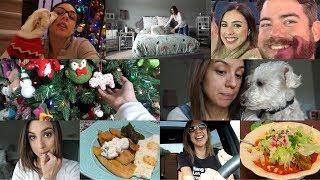 VLOG | Post Thanksgiving fun, reheating tamales like a thug, and (finally) my CHRISTMAS DECOR!