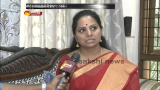 KTR is Political Successor for CM KCR Says MP Kavitha