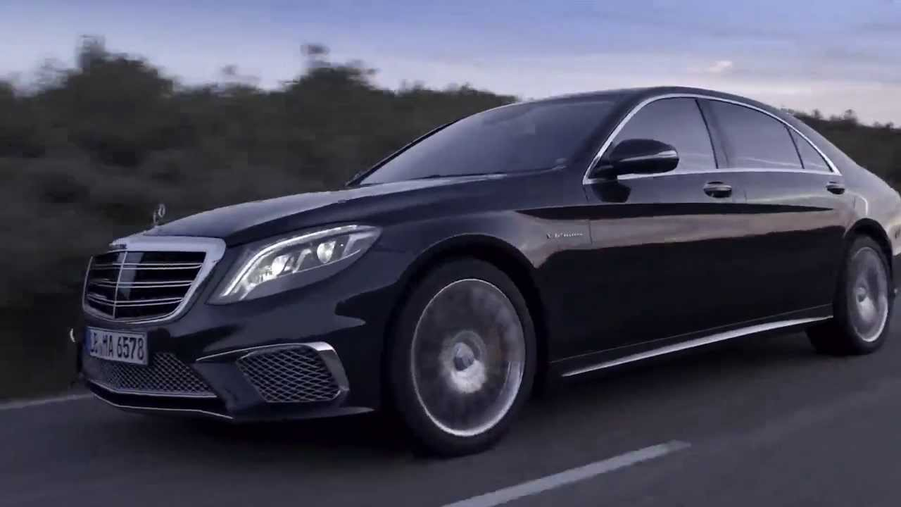 All new s65 amg mercedes benz luxury sedan youtube for All new mercedes benz