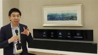LG Display at CES 2019: 8K OLED, Rollable OLED TV + Sound & Motion Upgrades
