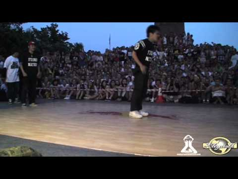 JUST BEGUN vs RUFFNECK FANATIX YALTA SUMMER JAM 2011 WWW BBOYWORLD COM