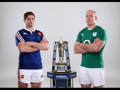 RBS 6 Nations Head to Head:France v Ireland