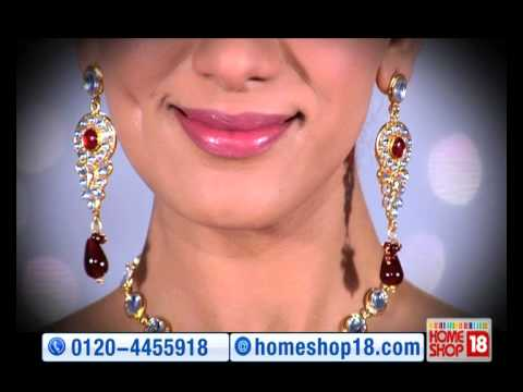 HomeShop18.com - Vandita Jewellery collection by Asian Pearls