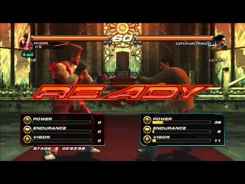 Tekken Revolution (Paul Arcade Gameplay)