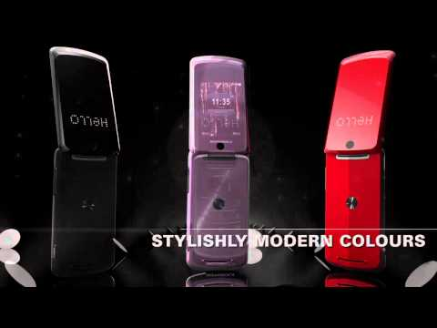 Motorola Gleam - Video Promo