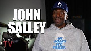 John Salley Names His Top 5 NBA Players, Michael Jordan Isn't One of Them (Part 6)