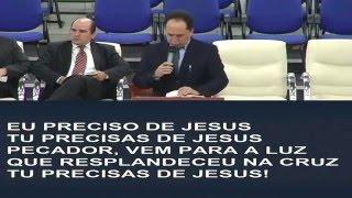Culto 05/04/2016 Preletor Pr. Marcio Antonio