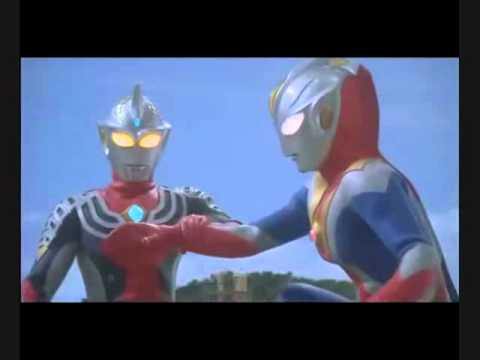 Ultraman Cosmos Blue Planet Part 3