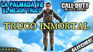 Call of Duty Black Ops 2: Como se inmortal
