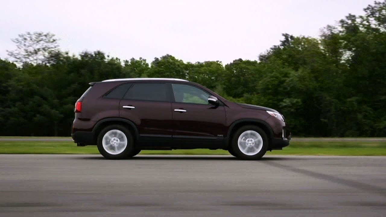 2014 kia sorento quick take from consumer reports youtube. Black Bedroom Furniture Sets. Home Design Ideas