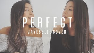 PERFECT | ED SHEERAN (Jayesslee Cover) Available on Spotify and iTunes!