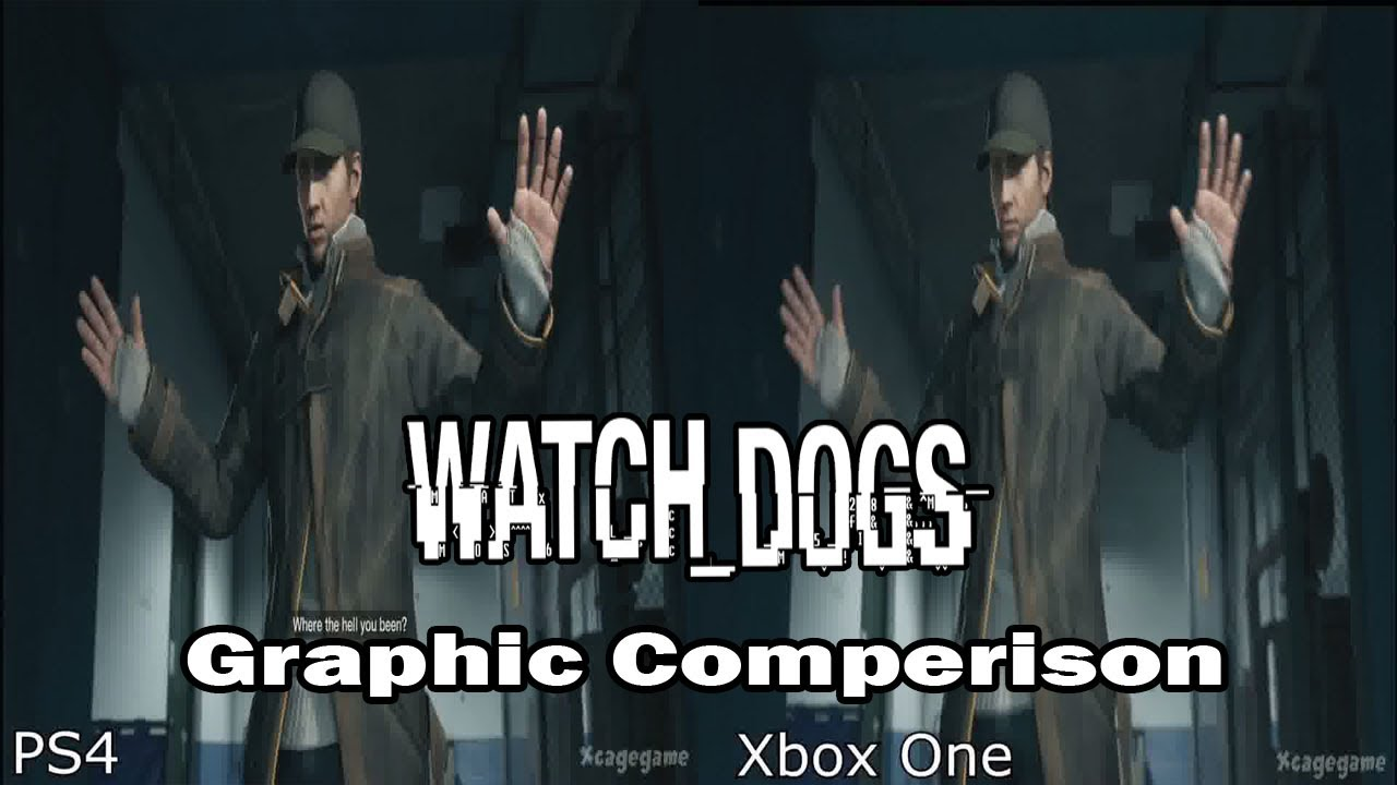 WATCH DOGS XBOX 360 GAMEPLAY GRAPHICS - Wroc?awski ...
