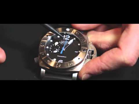PANERAI New Submersible collection EXPLAINED