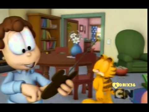 The Garfield Show Episodul 14