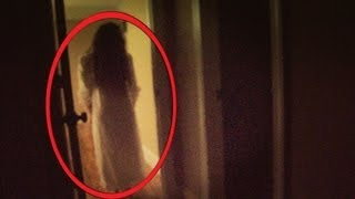 The Haunting Lost Tapes 19 (ghost caught on video)