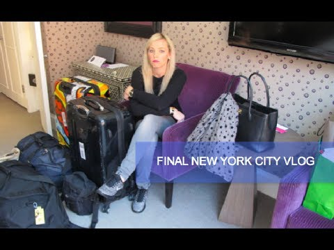 Final USA Adventure: NYC Part 5