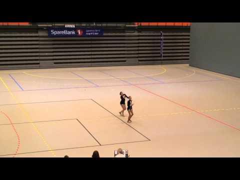 Hobøl Skolekorps Drill, Drilldans Preteen Duett