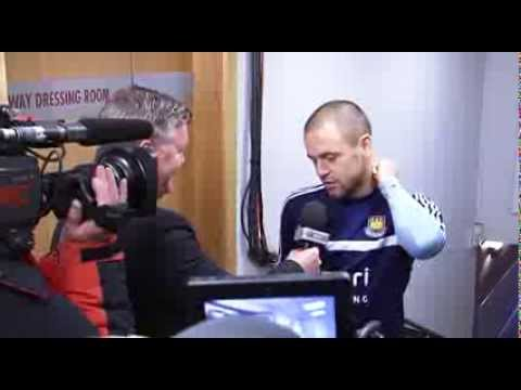 Joe Cole flash interview