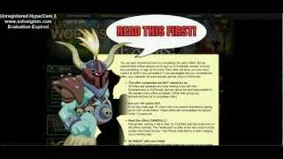 AQW How To Get Free Ac's With Aextra