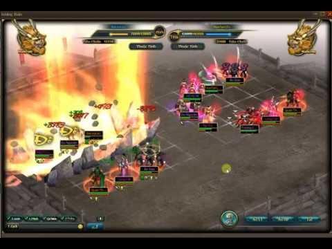 Hồ Hỷ Mị hút nộ khí địch - Game Tướng Thần