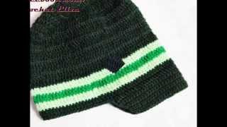 Caciulite Crosetate Si Alte Articole Crosetate- Crochet