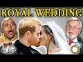 ELDERS REACT TO ROYAL WEDDING Prince Harry and Meghan Markle