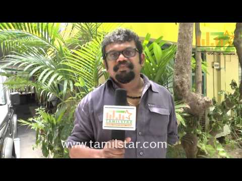 Saji Moan  Speaks at Thottal Vidathu Movie Press Meet