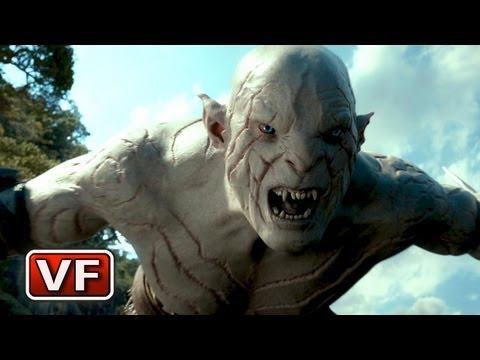 The Hobbit 2 : la Désolation de Smaug Bande Annonce VF