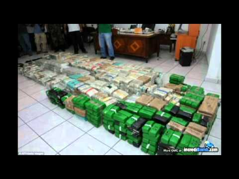 Mexican Drug Lord House Raid (Drug Bust)