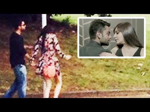 Anushka Sharma gets COZY with Virat Kohli INPUBLIC