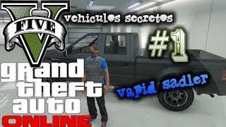 "GTA V Online ""Vapid Sadler"" Vehículo Vegetta777"