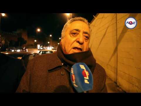 زيان يطالب بحل حزب العدالة والتنمية