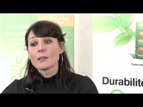 Conférence internationale - L'économie de la fonctionnalité: Christel Evrard