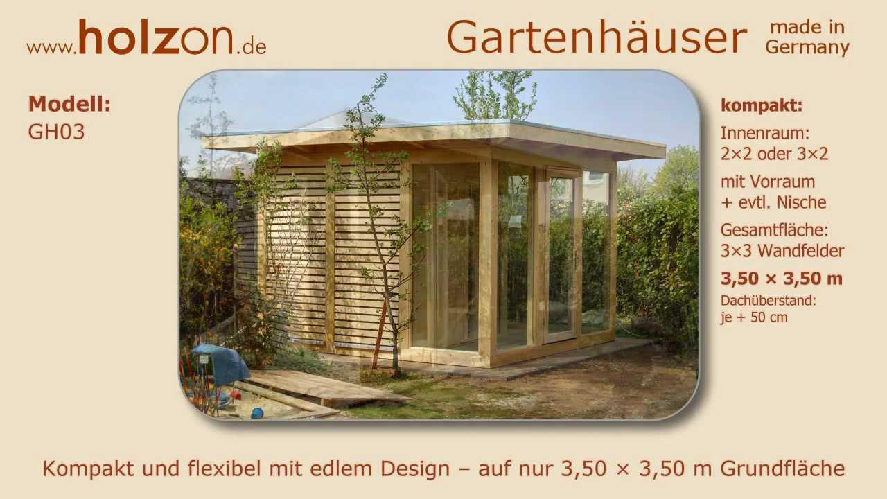 holzon design gartenhaus ger tehaus modelle edle. Black Bedroom Furniture Sets. Home Design Ideas