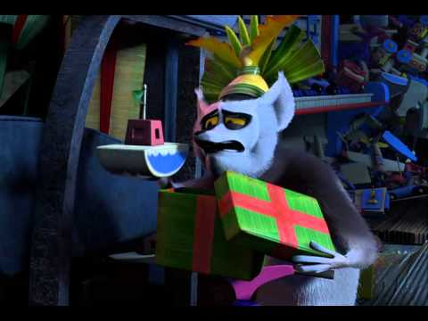 Madagaskar 3 Šťastné a Veselé