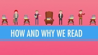 How and Why We Read: Crash Course English #1