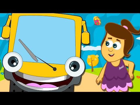 Nursery Rhymes and Baby Songs Playlist For Kids | Wheels On The Bus - 100 Minutes Non-Stop Fun Songs