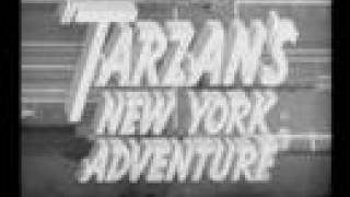 Trailer Tarzan's New York Adventure (1942)