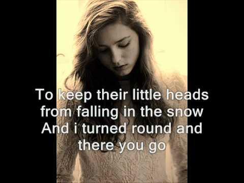 Birdy white winter hymnal lyrics youtube