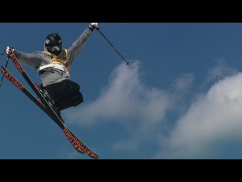freestyle.ch Zurich 2013 -- Best of Style Session Freeski