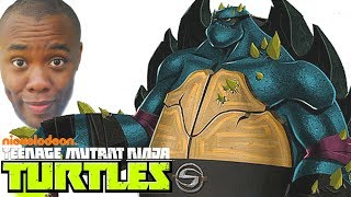 SLASH in NINJA TURTLES Review : Black Nerd