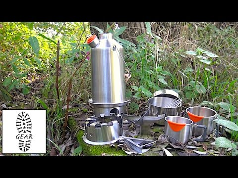 Videoreview: Kelly Kettle Hobo Stove