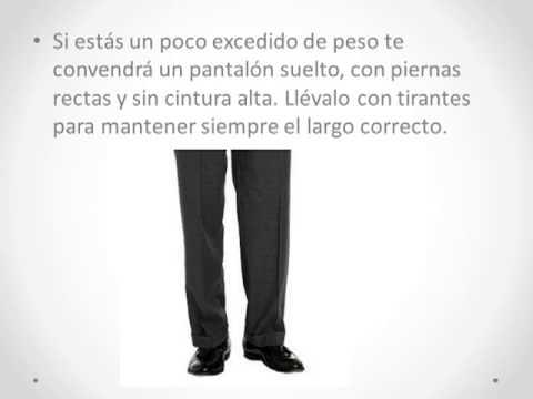 Pantalones para Hombres [Modelos para hombres]