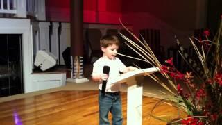 Cooper Preaching