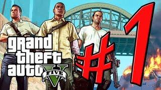 Grand Theft Auto V Parte 1: Bem-Vindo à Los Santos Like