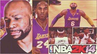 NBA 2K14 My Career PS4 NBA Finals Game 7!