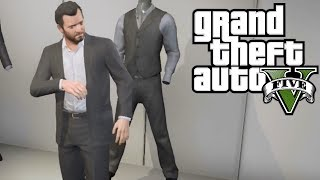 GTA 5: Where To Buy Suits!