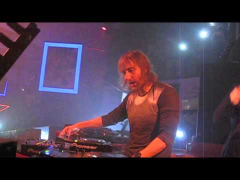 David Guetta Live - Little Bad Girl ft. Taio Cruz, Ludacris Remix
