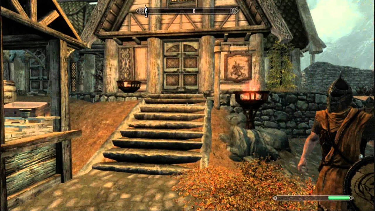 Redguard woman quest in skyrim