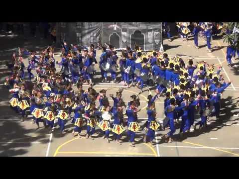 Sinulog Dance 2014 (University of San Carlos North Campus-Grade 10 Students)